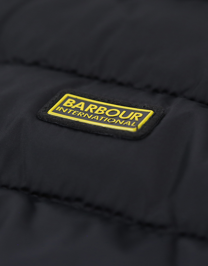 barbour impeller gilet