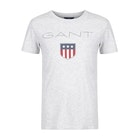 Gant Shield Logo Boy's Short Sleeve T-Shirt