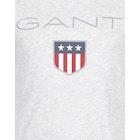 Gant Shield Logo Tričko s krátkým rukávem
