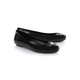 Vivienne Westwood x Melissa Space Love Ballet Dress Shoes - Black Orb