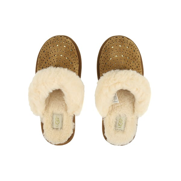 UGG Finn SunShine Perforated Pantoffeln