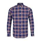 Camisa Hombre Gant Brushed Oxford Check