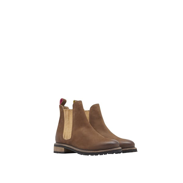 Joules Clarendon Leather Chelsea Women's Boots