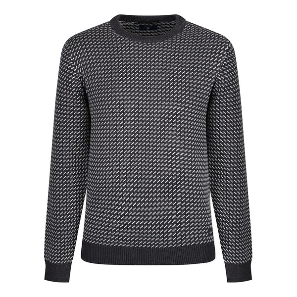 Gant Nordic Pattern Crew Sweater