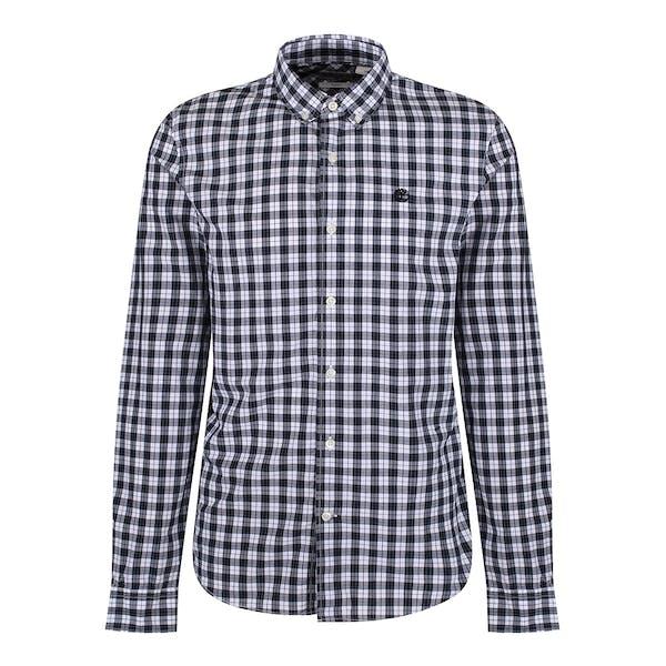 Timberland Suncook River Tartan Poplin Slim Fit Men's Shirt