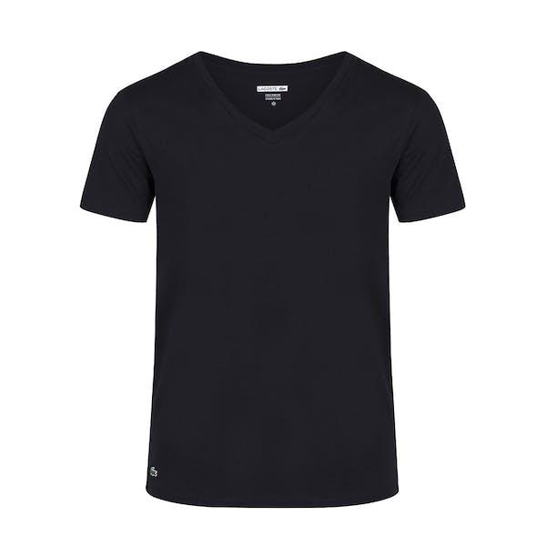 Lacoste 2 Pack V Men's Short Sleeve T-Shirt