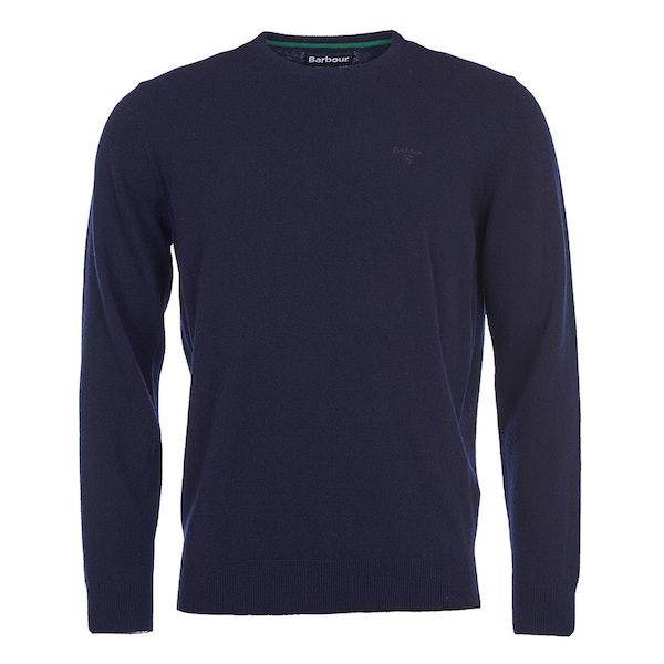 Barbour Essential Lambswool Crew Men's Sweater