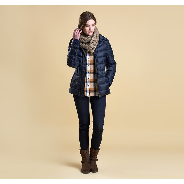 Barbour Farne Quilted Women's Jacket