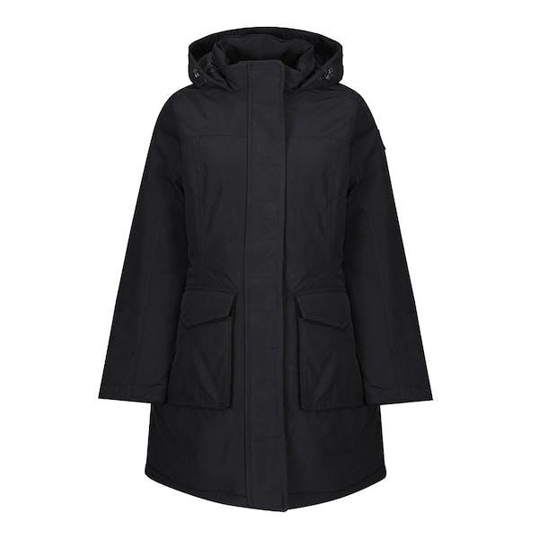 Napapijri Alhe Long Hooded Women's Jacket