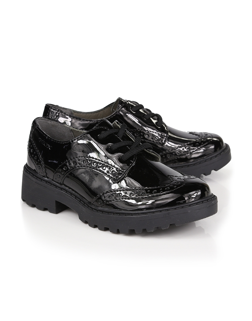 chaussures brogues geox