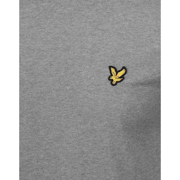 Lyle & Scott Vintage Plain Męskie Koszulka z krótkim rękawem