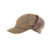 Christys Hats Watson Cap with Shearling Ear Covers Men's Hat