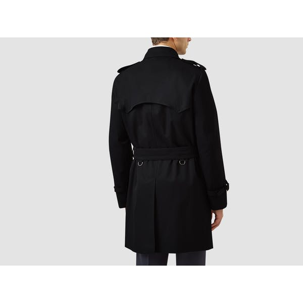 Aquascutum Corby Single Breasted Trench Men's Jacket