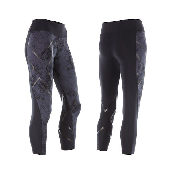 2XU Pattern Mid Kvinner Leggings