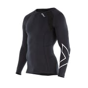 2XU Compression Long Sleeve Heren Basislagen Top