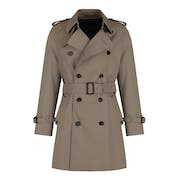 Aquascutum Corby Double Breasted Trench Men's Jacket