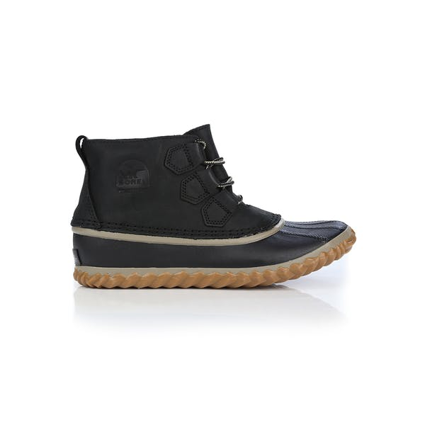 Sorel Out N About Leather Dames Laarzen