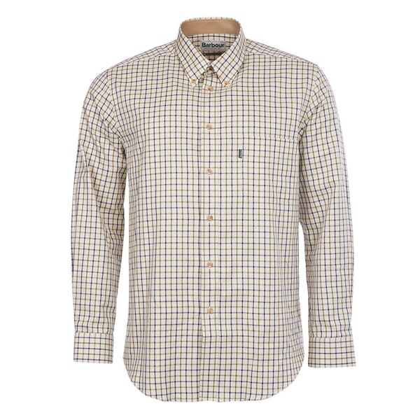 Camisa Hombre Barbour Sporting Tattersall Relaxed Fit