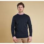 Barbour Pima Cotton Crew Neck Men's Sweater