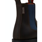 Penelope Chilvers Nelson Contrast Leather Chelsea Women's Boots
