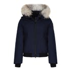 Nobis Harlow Bomber Style with Fur Trim Women's Jacket