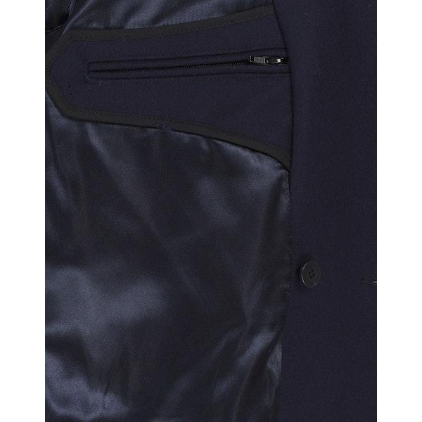 Armor Lux Cap Sizun Double Breasted Pea Men's Jacket