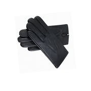 Dents Bath Cashmere Lined Leather Men's Gloves