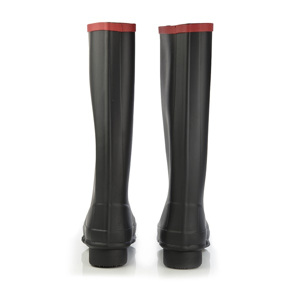 Hunter Field Argyll Full Knee Gummistiefel