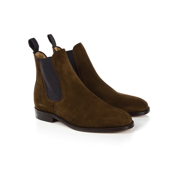 Sanders Made In England Marylebone Chelsea Men's Boots