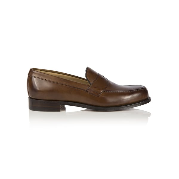 Cheaney Made in England Hudson Penny Loafers Nette Schoenen