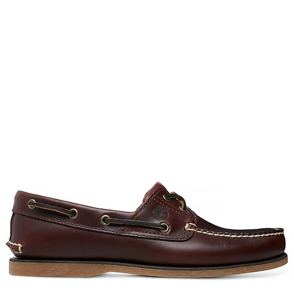 Timberland Classic 2 Eye Boat Shoes