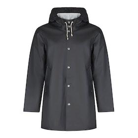 Kurtka Stutterheim Stockholm Raincoat - Black