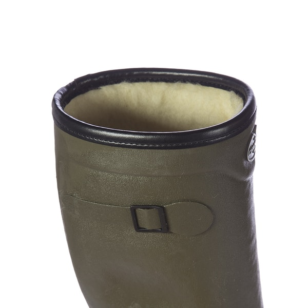 Le Chameau Country Wool Lined Women's Wellington Boots