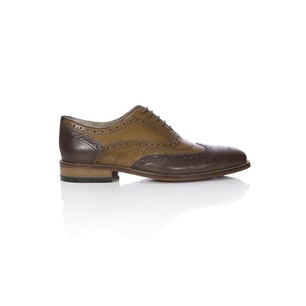 Clarks Penton Limit Brogues Dress Shoes