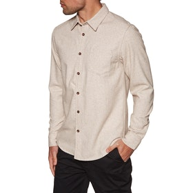 Rhythm Wool Shirt - Ivory