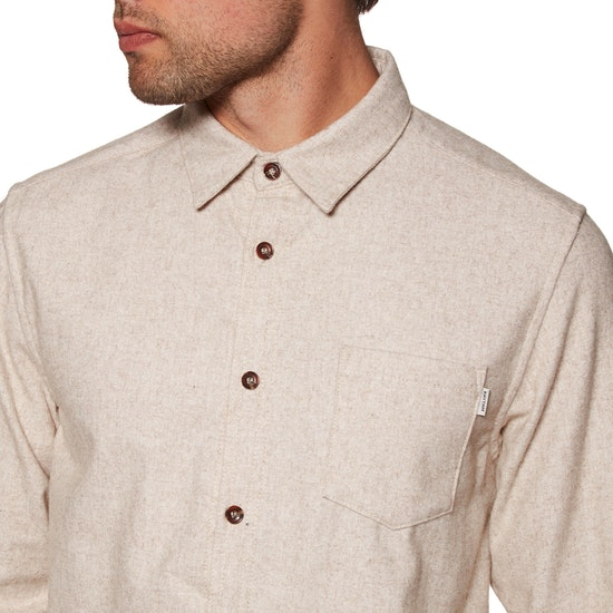 Camisa Rhythm Wool