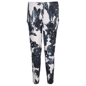 Trousers Damski Day Birger Day Blacken - Chalk