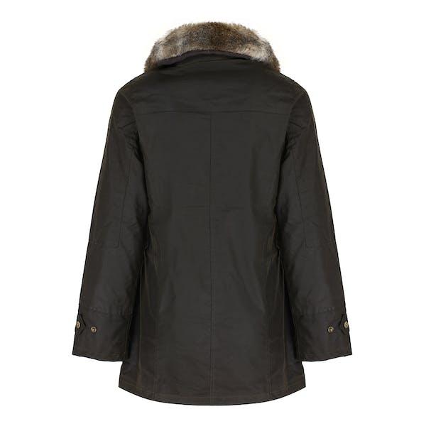 Country Attire Teviot Wax Jacket
