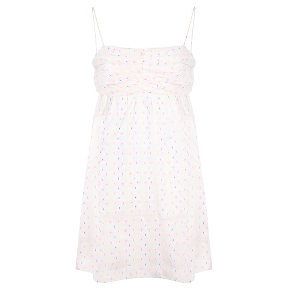 Hoss Intropia Printedwith Thin Straps Dress