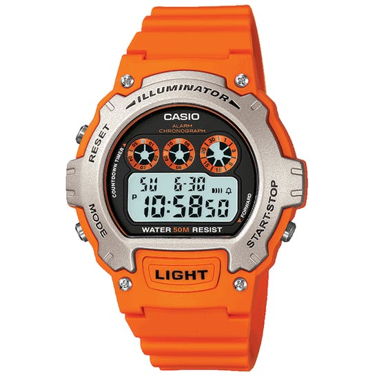 Casio W-214h-4avef Watch