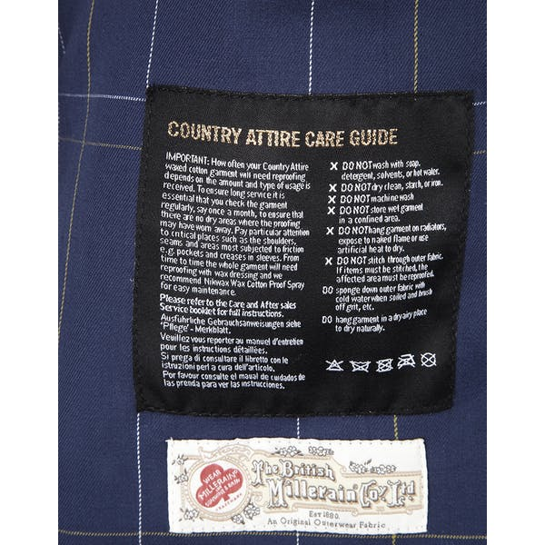 Chaqueta encerada Country Attire Hetton