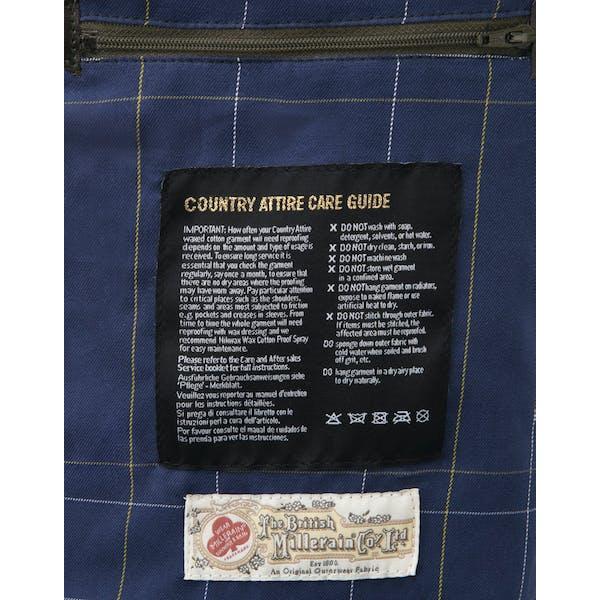 Wax Jacket Country Attire Corby