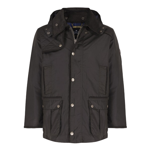 Country Attire Accrington Wax Jacket