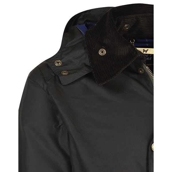 Country Attire Fowey Wax Jacket