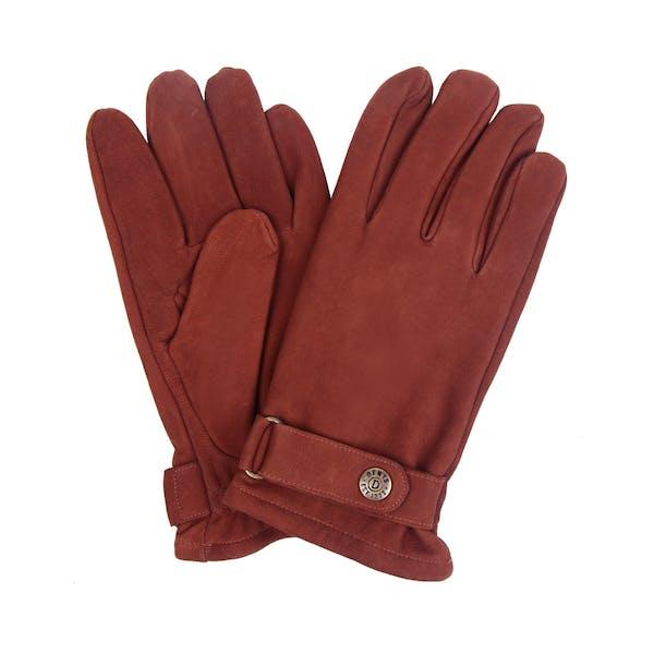 Dents Nubuck Leather Męskie Rękawiczki