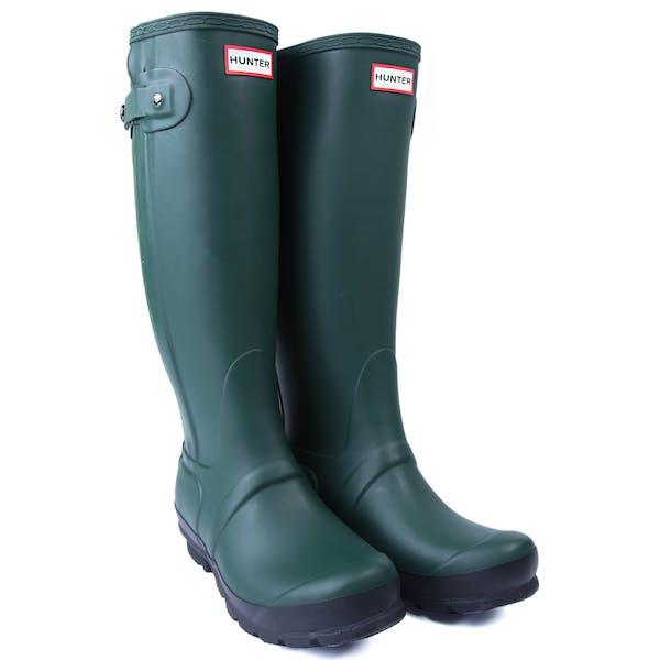 Hunter New Original Slim Two Tone Women's Wellington Boots