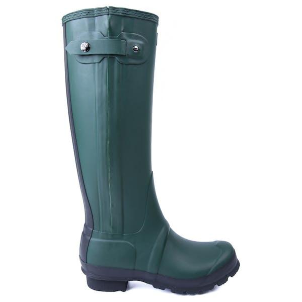 on sale 6bfba 4e716 Hunter New Original Slim Two Tone Women's Wellington Boots ...