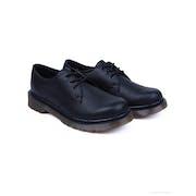 Dr Martens Junior Everley Lace 3 Eye Dress Shoes