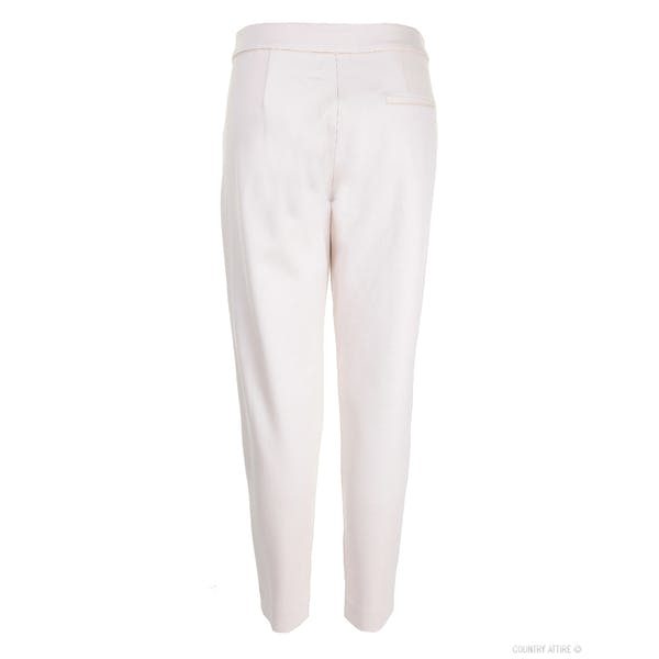 Hoss Intropia Straight Leg Kvinner Trousers
