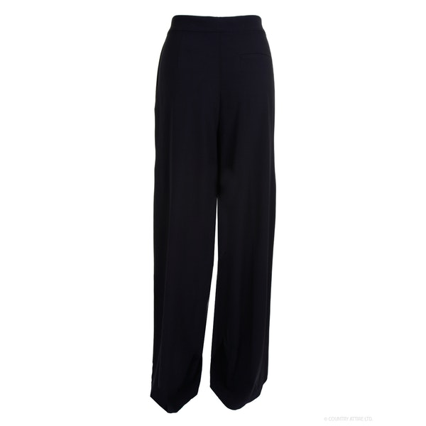 Isabel De Pedro Wide Leg Dame Trousers
